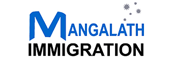 mangalath Immigration Logo